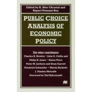 Public Choice Analysis of Economic Policy by K.Alec Chrystal