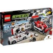 Speed Champions - Porsche 919 Hybrid en 917K