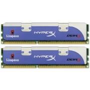 Kingston Technology HyperX 2GB, 2000MHz, DDR3, Non-ECC, CL9 (9-9-9-27), DIMM (Kit of 2), EPP2 Tall HS