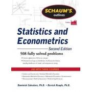 Schaum's Outline of Statistics and Econometrics by Dominick Salvatore