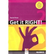 Get it Right 2 with Audio CD - Improve your Skills and Grammar by Rachel Finnie