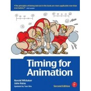 Timing for Animation by Harold Whitaker
