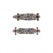 Longboardsticker Graffiti 2