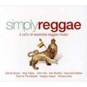 Artisti Diversi - Simply Reggae-60tr- (0698458241221) (4 CD)