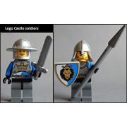 Lego Castle: Two Kings Knights