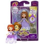 Princess Sofia ~3 - Disney Sofia the First Mini-Doll Series: #1 Believe in Yourself
