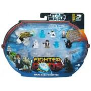 Star Wars Imperial Shuttle - Lote de figuras y peonzas