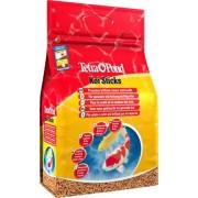 Hrana pesti iaz, sticks, TETRAPOND KOI STICKS 4 L, 650 gr