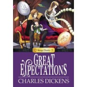 Manga Classics: Great Expectations Hardcover: Great Expectations by Nokman Poon