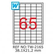 Etichete A4,38,1 x 21,2mm,Set 100 buc