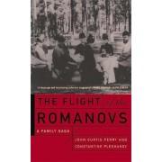 The Flight Of The Romanovs by Constantine Pleshakov