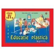Educatie plastica - caiet, clasa a IV-a
