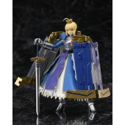 AGP Saber Arturia Pendragon & Excalibur Action Figure by Bandai