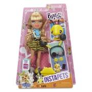 Bratz Instapets Doll Raya - muñecas (Chica, Multicolor, De plástico, Doll earring, Cepillo de muñecas, Doll headband, Mascota de muñeca, Doll phone, Doll phone case, Dol, Femenino, Bee)