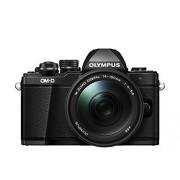 """Olympus E-M10 Mark-II Cámara EVIL de 16.1 Mp (pantalla 3"""", estabilizador óptico, vídeo Full HD, WiFi), color negro kit con objetivo M.Zuiko Digital 14-150 IIR Sellado"""