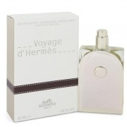 Voyage D'hermes For Men By Hermes Eau De Toilette Spray Refillable 1.18 Oz