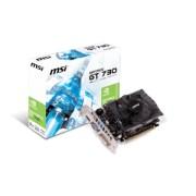 Placa Video MSI Nvidia GeForce GT 730 4GB DDR3
