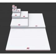 Carta Inkjet Plotter 59,4x84,1cm ( A1 ) 90gr. 125fg. Opaca Cad Canson