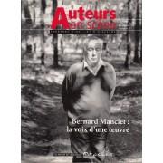 Auteurs En Scene - N.2 - Bernard Manciet - La Voix D'une Oeuvre