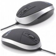 Everglide G-1000 Professional Gaming Mouse schwarz-silber Retail
