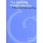 The Stravinsky Violin Collection by Igor Stravinsky