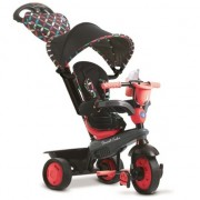 Smart trike tricikl Boutique Crveni 4 u 1 1595200