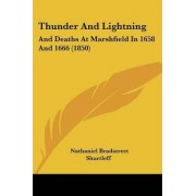 Thunder And Lightning by Nathaniel Bradstreet Shurtleff