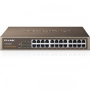 TP-Link TL-SF1024D 24-port 10/100Mbs Desktop