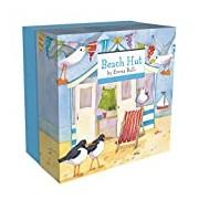 Gibsons Emma Ball Beach Hut Gift Jigsaw Puzzle (500-Piece, Light Blue)