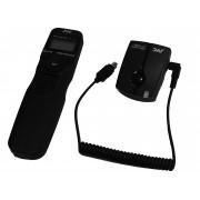 vhbw télécommande par radio pour appareil photo Nikon D90, D3100, D5000, D5100, D7000 comme MC-DC2.