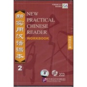 New Practical Chinese Reader - Workbook: Vol. 2 by Xun Liu