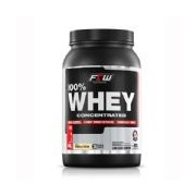 Whey Protein 100% Concentrate Ftw - 900G Baunilha - Fitoway