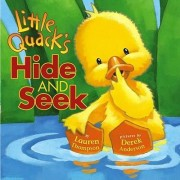Little Quack's Hide and Seek by Derek Anderson