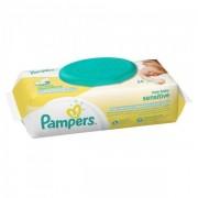 Servetele umede New Baby Sensitive, 54 buc, Pampers
