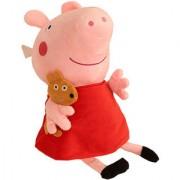 Peppa Pig Series Plush Toy From TLF- Peppa Pig