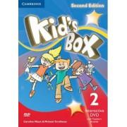 Kid's Box Level 2 Interactive DVD (NTSC) with Teacher's Booklet: Level 2 by Caroline Nixon