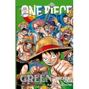 One piece, Secret pieces by Eiichiro Oda