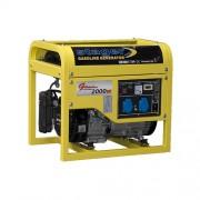 Generator de curent monofazat Stager GG 2900, 2.4 kW, motor 4 timpi, benzina