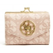 Guess Frame Coin Wallet roz