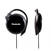Panasonic RP-HS46E-K Slim Clip-on Earphone (Black)