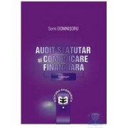 Audit statutar si comunicare financiara vol. 1 - Sorin Domnisoru