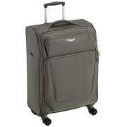 Samsonite Spark Spinner 67/24 Exp Suitcases, 67 cm, 80 L, Grey (Grey)
