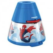 Marvel Spider-Man Blue Projector & Night Light