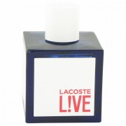 Lacoste Live Eau De Toilette Spray (Tester) 3.4 oz / 100.55 mL Men's Fragrance 516058