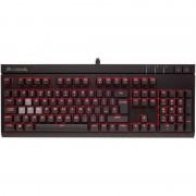 Tastatura gaming mecanica Corsair STRAFE Cherry MX Brown EU