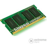 Kingston (KVR16LS11/4) 4GB DDR3 low voltage notebook
