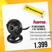 Pc web kamera AC-150 86510