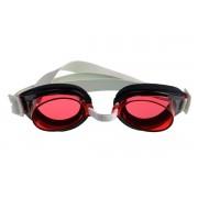 Malmsten TG edző úszószemüveg piros, állítható orr nyereggel