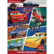 Disney Pixar Cars Ready to Race by Parragon Books Ltd