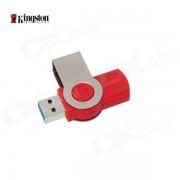 Kingston DataTraveler 101G3 USB 3.0 Flash Drive - Red + Silver (32GB)